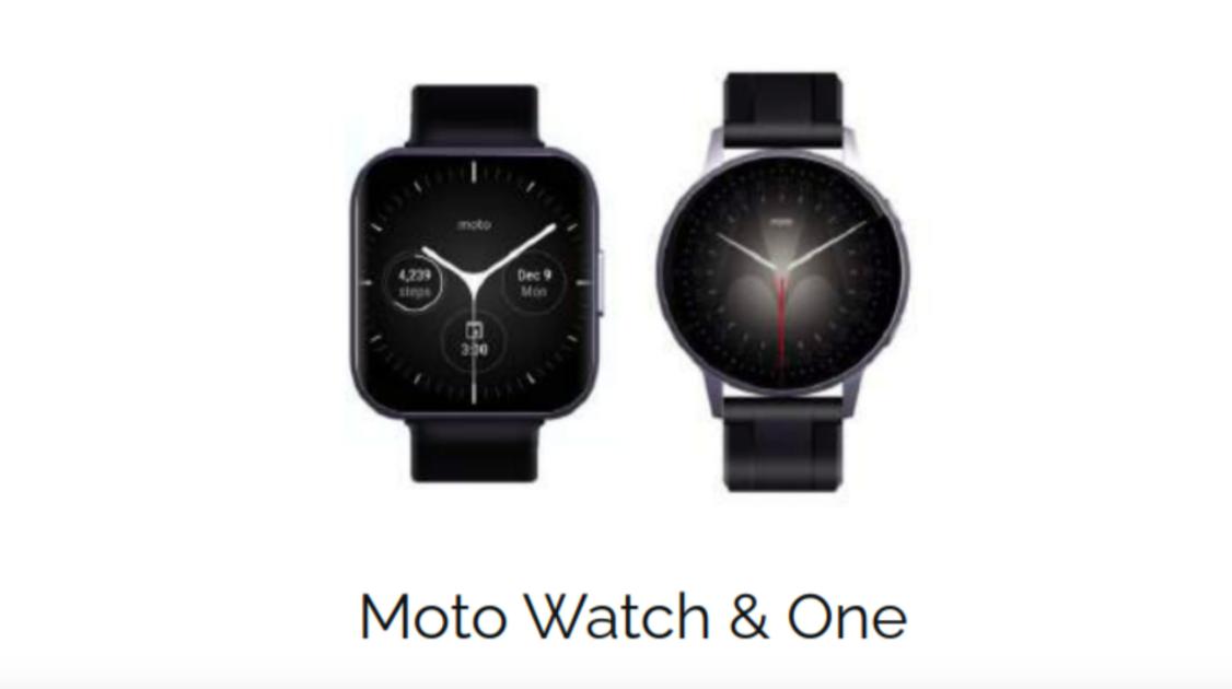 Motorola выпустит похожие на Apple Watch «умные» часы в 2021 году