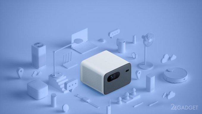 Новый проектор Xiaomi Mi Smart Projector 2 Pro оценили в 1000 евро (6 фото)