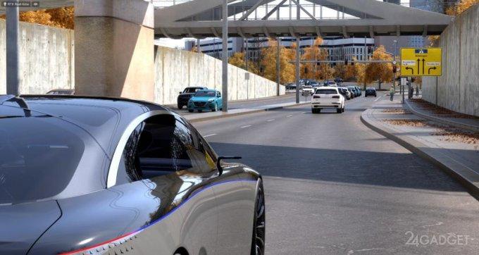 NVIDIA разработала процессор DRIVE Atlan для автономных автомобилей