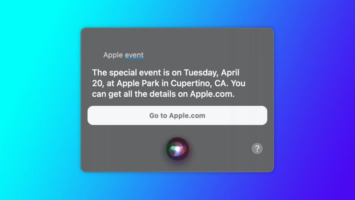 Siri раскрыла дату анонса новых iPad Pro и беспроводных наушников AirPods 3