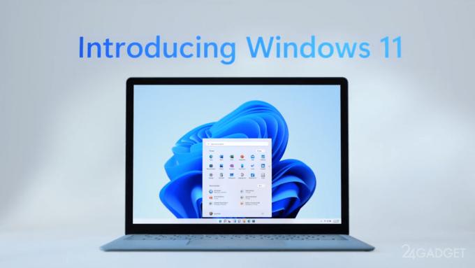 Официально представленная Windows 11 выйдет осенью 2021 года (9 фото + видео)