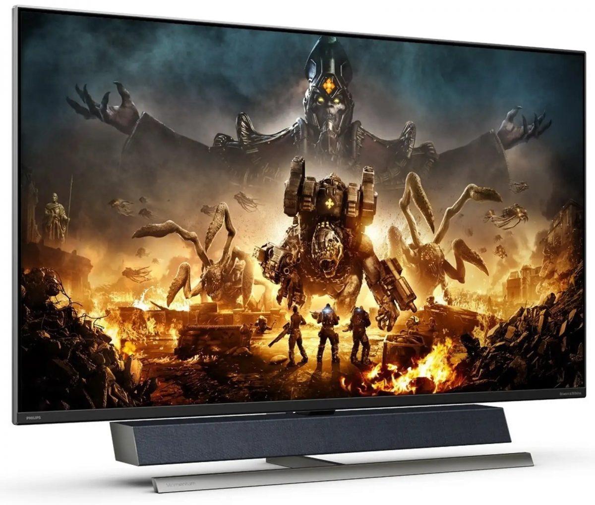 Представлен первый телевизор, «идеально подходящий» для игры на новейших Xbox Series X и S
