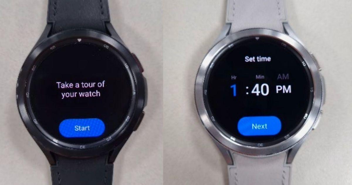 Грядущие умные часы Samsung показали на «живых» фото