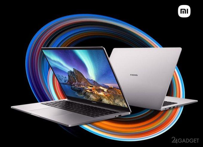 Xiaomi презентовала ноутбуки Mi Notebook Pro и Mi Notebook Ultra (8 фото)