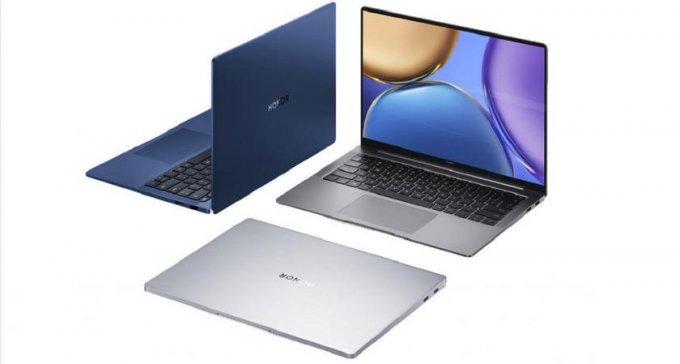 Представлены новые ноутбуки Honor MagicBook V14 и MagicBook 16 Pro по цене от 960 долларов