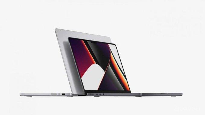 Apple презентовала обновленные MacBook Pro на новых процессорах и с характерной монобровью (3 фото)