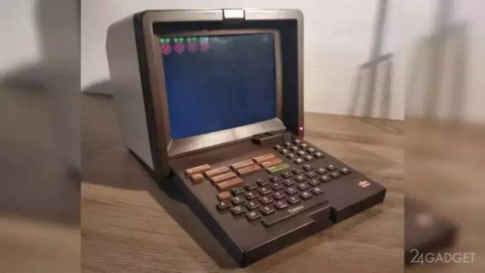 Компьютер Minitel 1B воссоздали на базе Raspberry Pi 3B (4 фото)