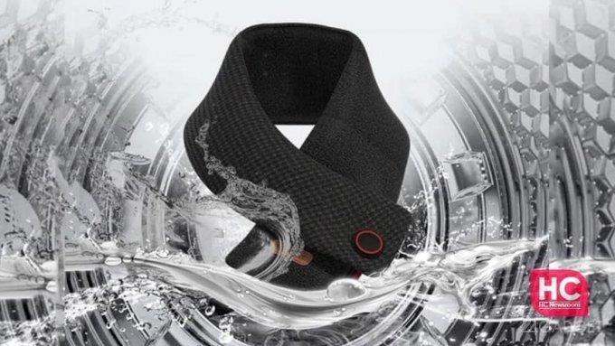 Huawei разработала и тестирует смарт-шарф с подогревом