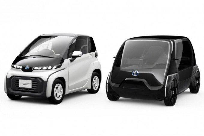 Toyota удешевит производство электромобилей